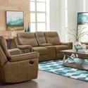 Standard Furniture Boardwalk Console Loveseat - Item Number: 4017434