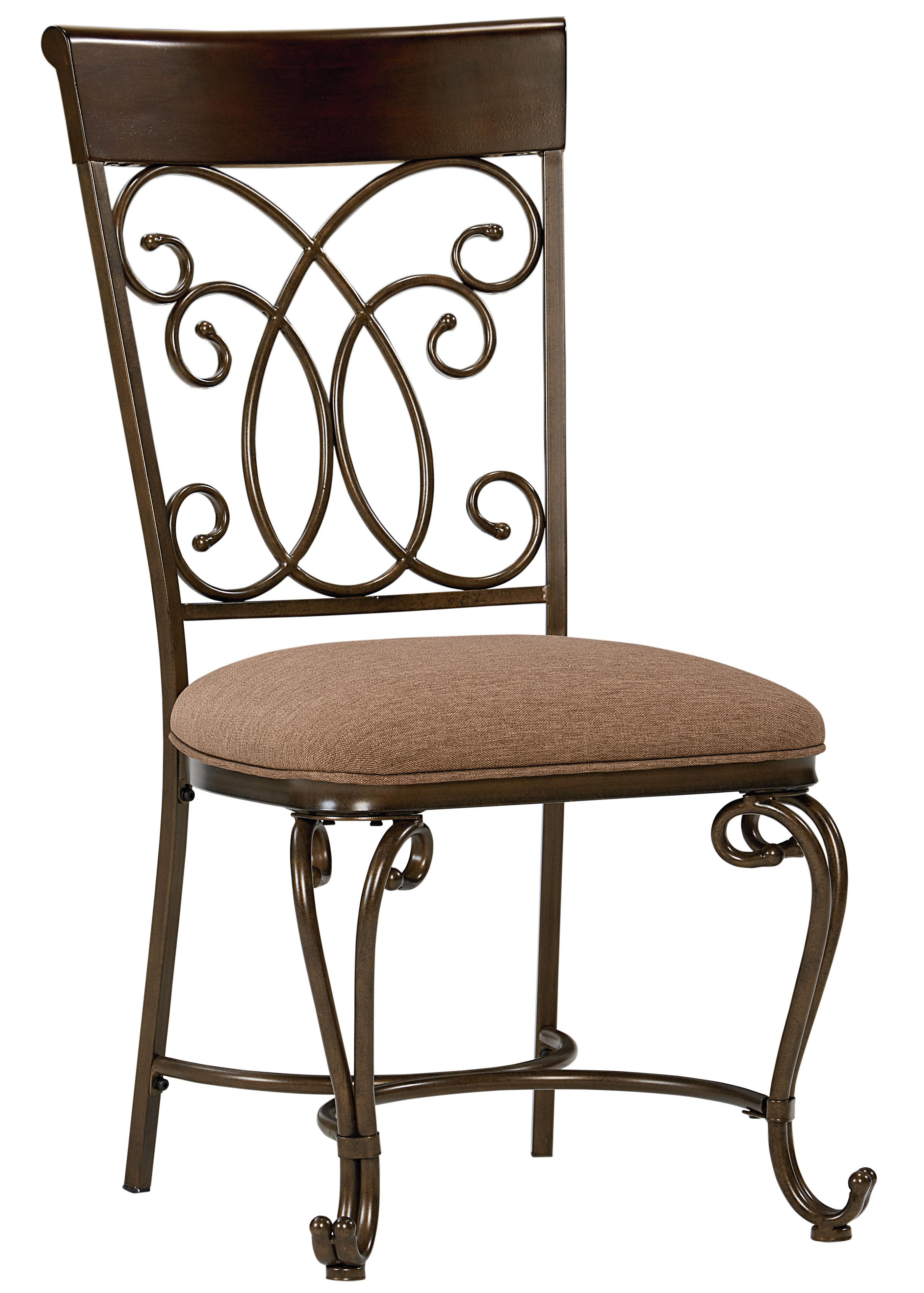 Exceptionnel Standard Furniture Bombay Side Chair   Item Number: 13424
