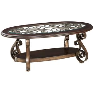 Old World Cocktail Table
