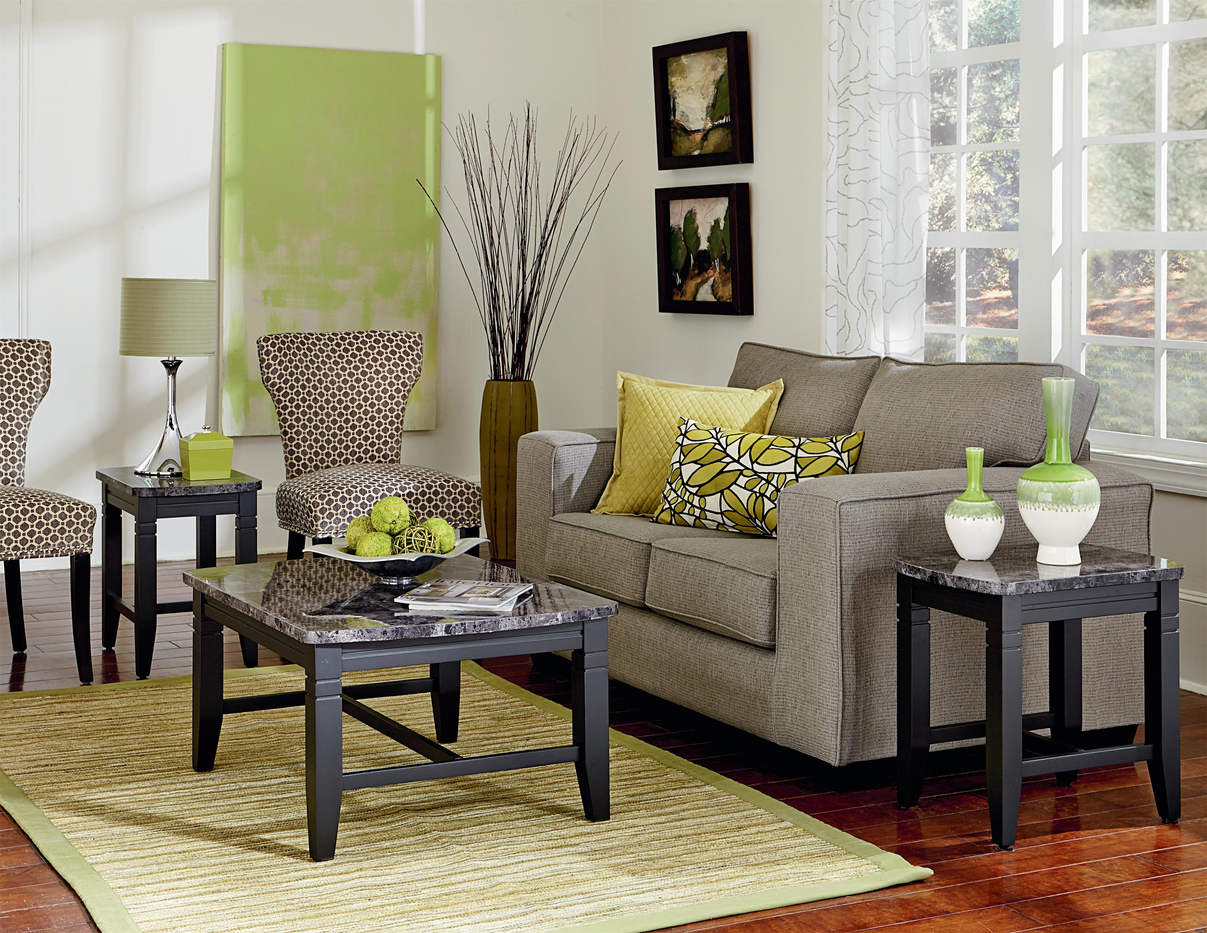 Standard Furniture Boroughs 3 Piece Occasional Table Set - Item Number: 28323