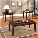 Standard Furniture Brantley 3-Pack Tables - Item Number: 21183