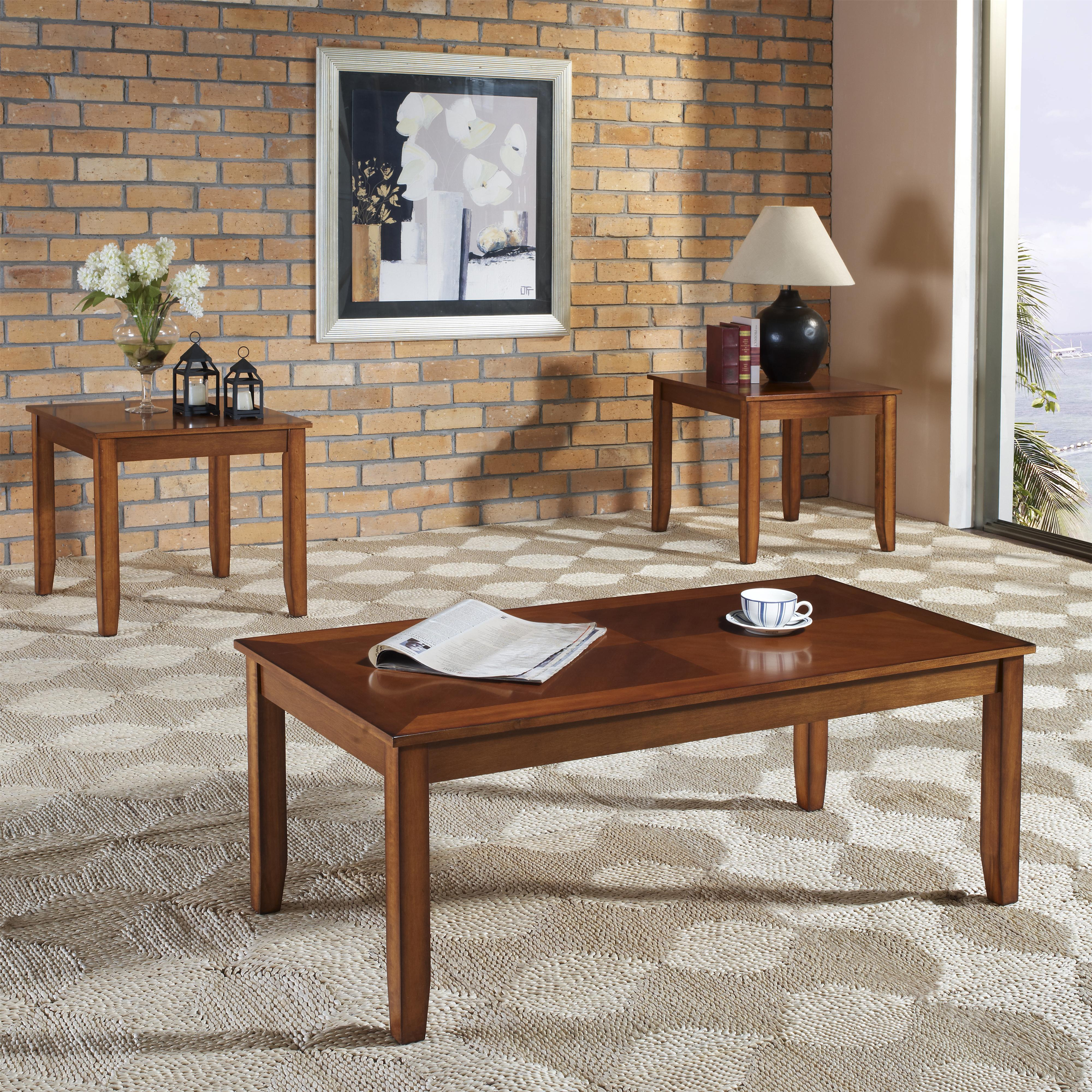 Standard Furniture Brantley 3-Pack Tables - Item Number: 21184