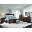 Standard Furniture Brentwood King Bedroom Group - Item Number: 89700 K Bedroom Group 1