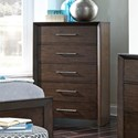Standard Furniture Brentwood Chest of Drawers - Item Number: 89705