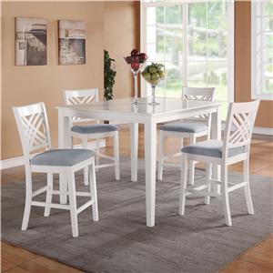 Standard Furniture Brooklyn Dining Table Set