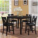 Standard Furniture Brooklyn Dining Table Set - Item Number: 18772