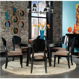 Standard Furniture Bryant 7 Piece Dining Table Set