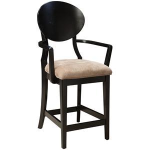Standard Furniture Bryant Arm Barstool