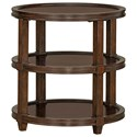 Standard Furniture Bryant Round End Table - Item Number: 21002