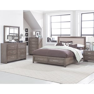 Standard Furniture Cachet Queen Bedroom Group