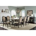 Standard Furniture Cambria Dining Room Group - Item Number: 12280 Formal Dining Room Group 1