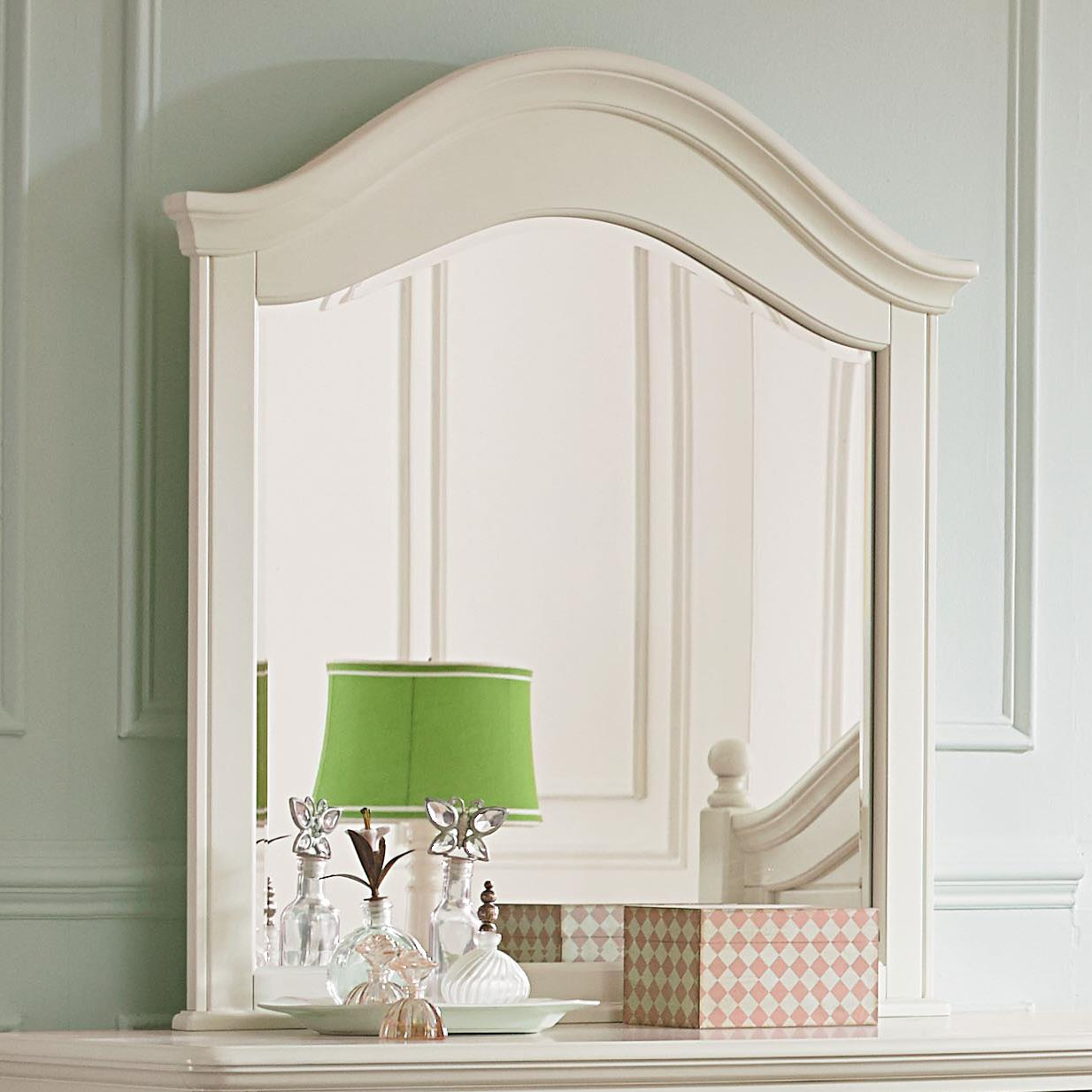 Standard Furniture Camellia Marshmallow Cottage Mirror                 - Item Number: 95208