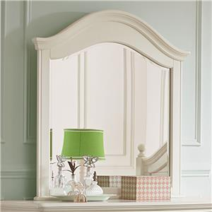 Standard Furniture Camellia Marshmallow Cottage Mirror
