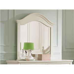 Standard Furniture Camellia Marshmallow Cottage Mirror