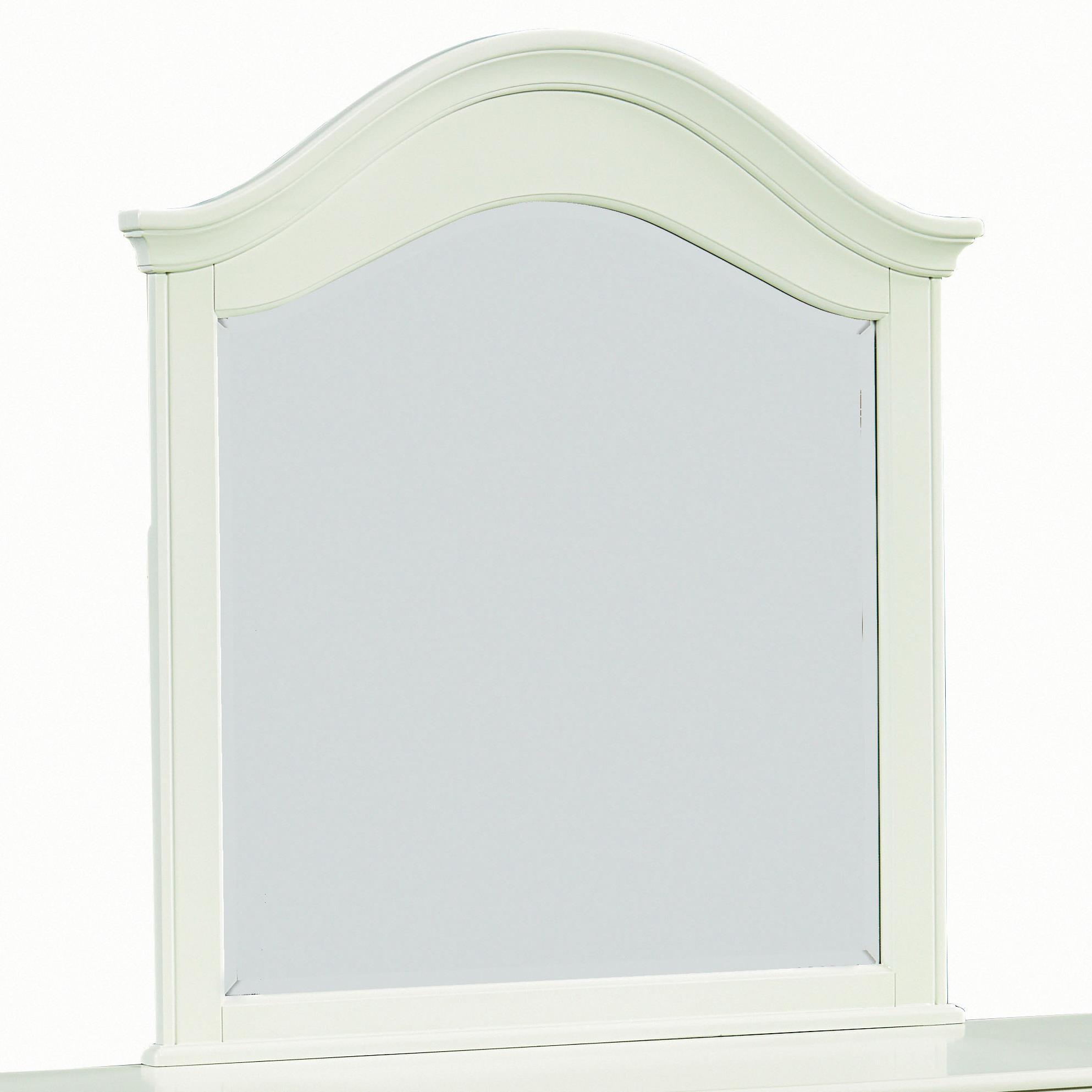 Standard Furniture Camellia Mint Cottage Mirror                 - Item Number: 95228