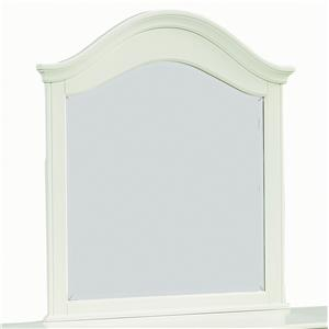 Standard Furniture Camellia Mint Cottage Mirror