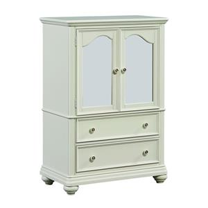 Standard Furniture Camellia Mint Youth Wardrobe