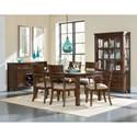 Standard Furniture Cameron Formal Dining Room Group - Item Number: 14300 Formal Dining Room Group 1