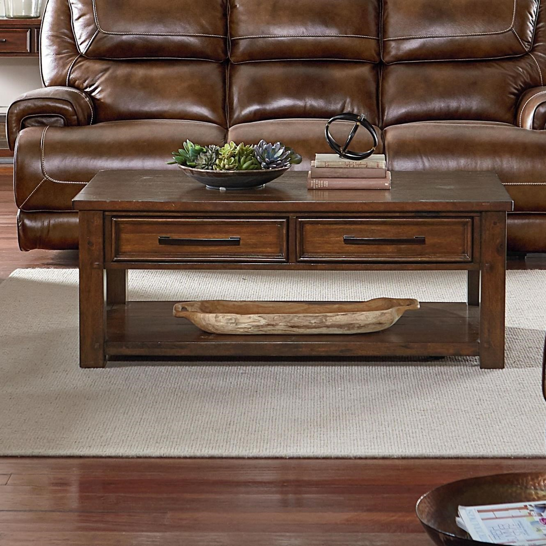 Standard Furniture Cameron Cocktail Table - Item Number: 28881