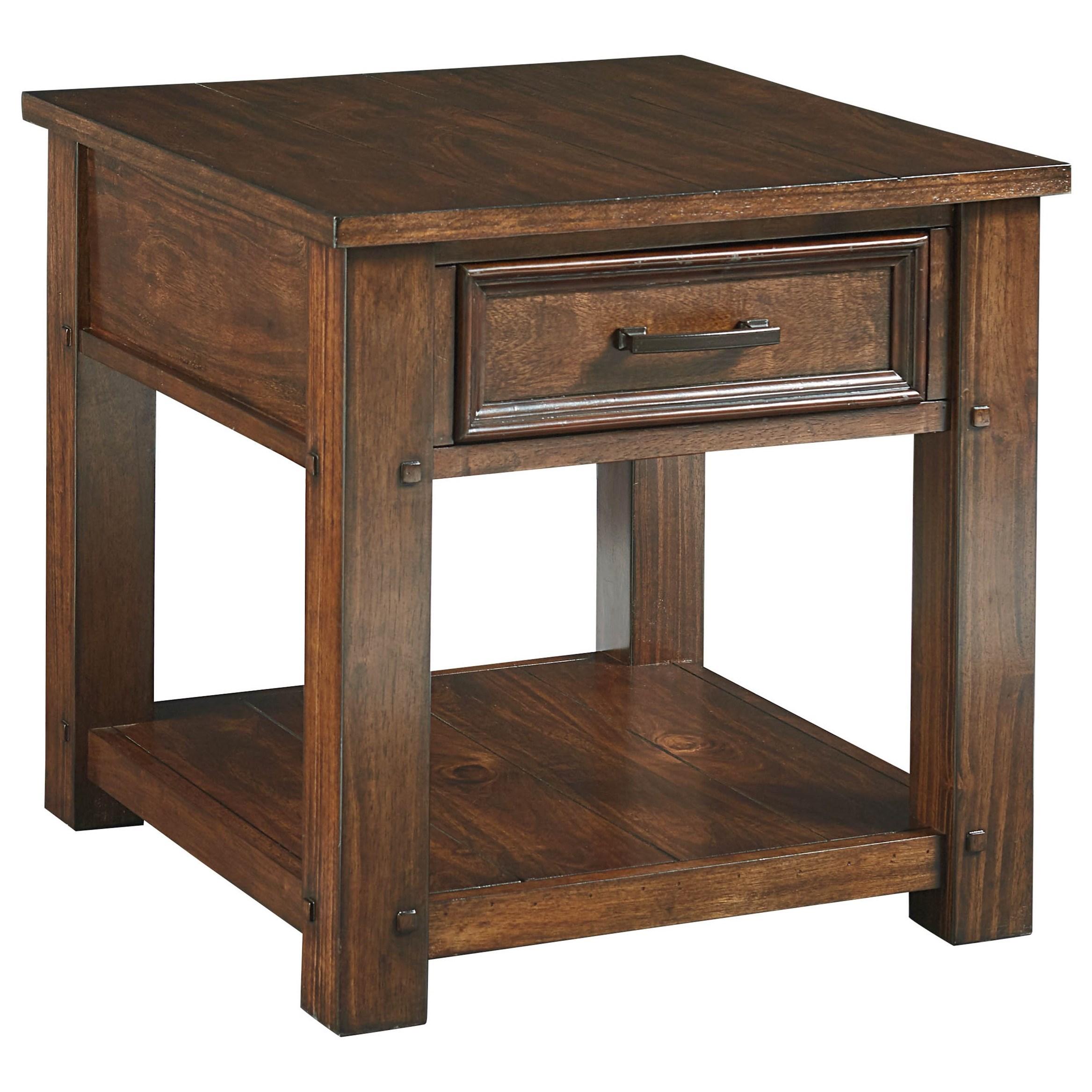 Standard Furniture Cameron End Table - Item Number: 28882