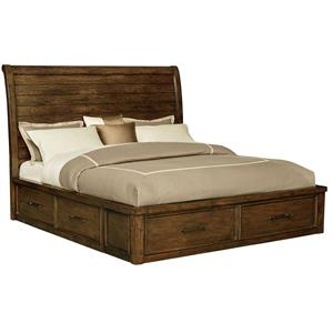 Standard Furniture Cameron Queen Sleigh Bed