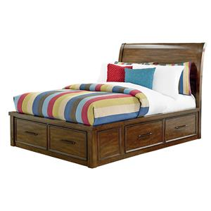 Standard Furniture Cameron Youth Full Sleigh Bed