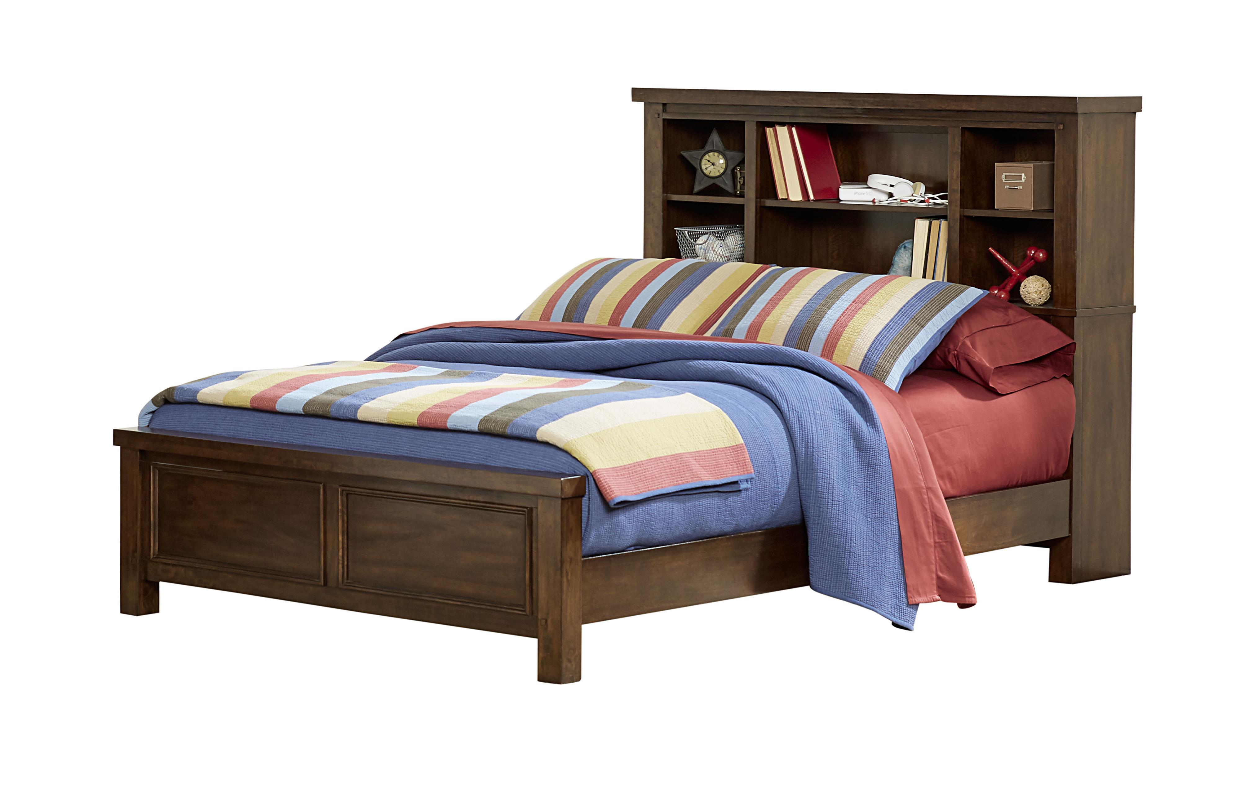 Standard Furniture Cameron Youth Twin Bookcase Bed - Item Number: 94081+94083+94092