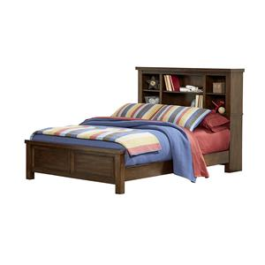 Standard Furniture Cameron Youth Full Bookcase Bed
