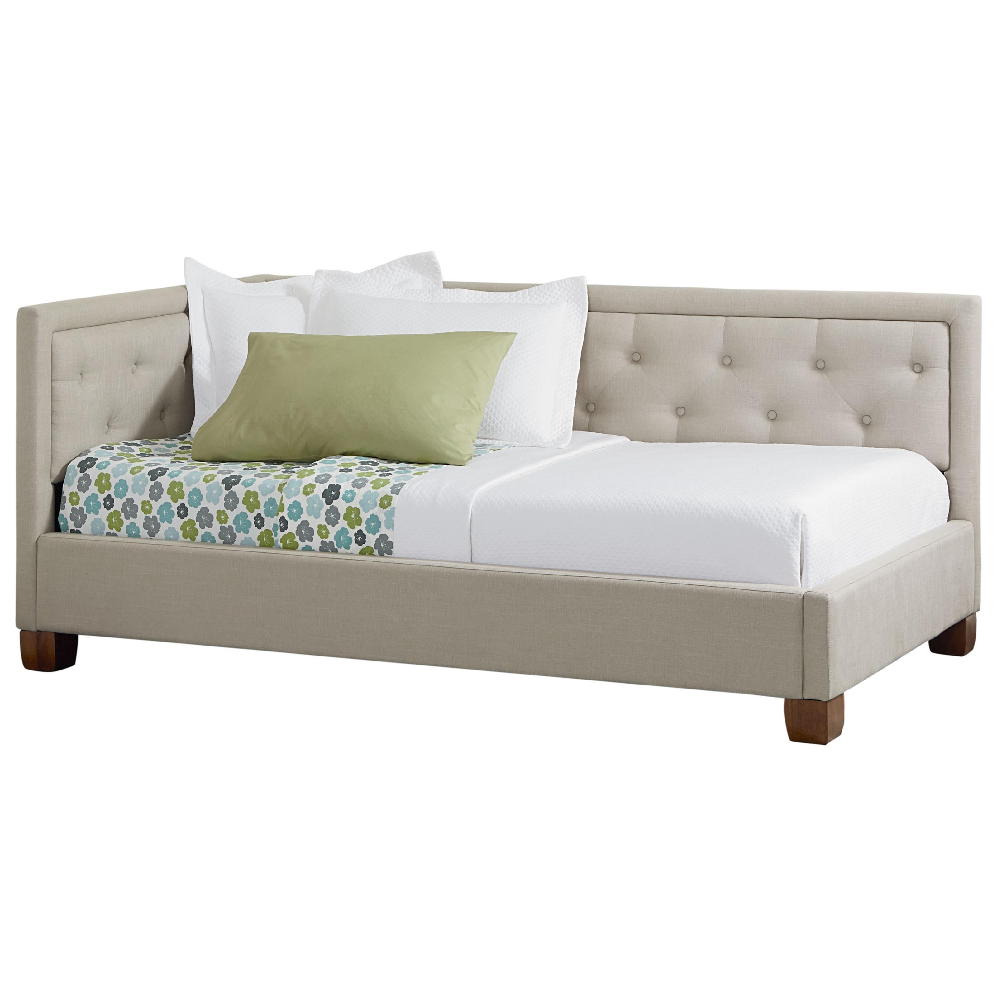 Standard Furniture Carmen Grey Daybed - Item Number: 98681+98682