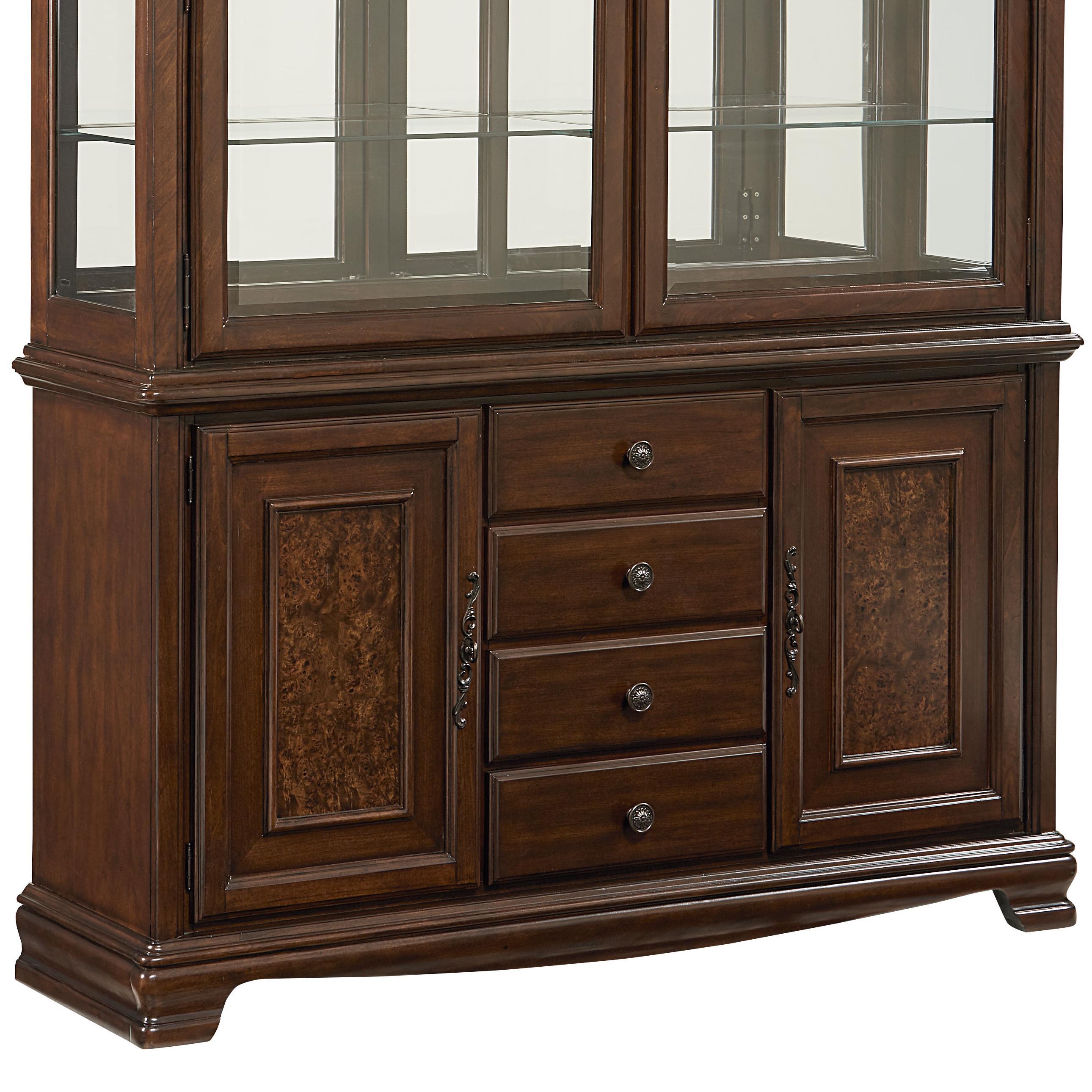 Standard Furniture Carrington Dining Buffet                               - Item Number: 17028