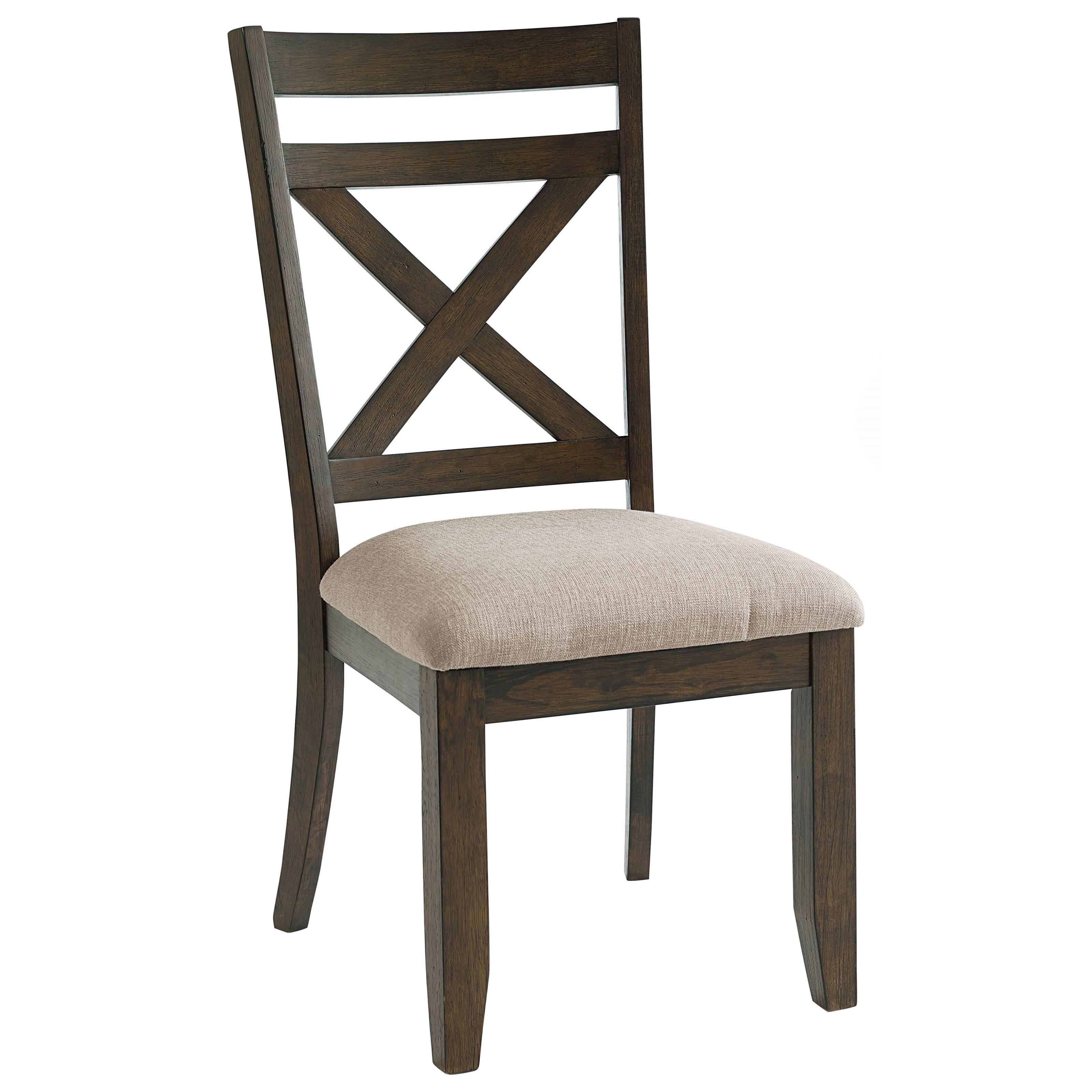 Standard Furniture Carter Side Chair - Item Number: 10884