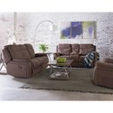 Standard Furniture Champion Reclining Living Room Group - Item Number: 403000 Reclining Living Room Group