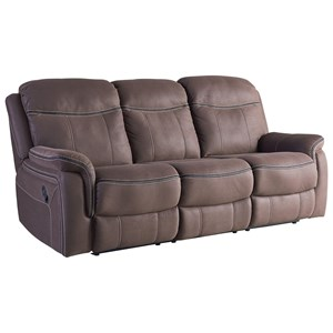 Standard Furniture Champion Reclining Sofa