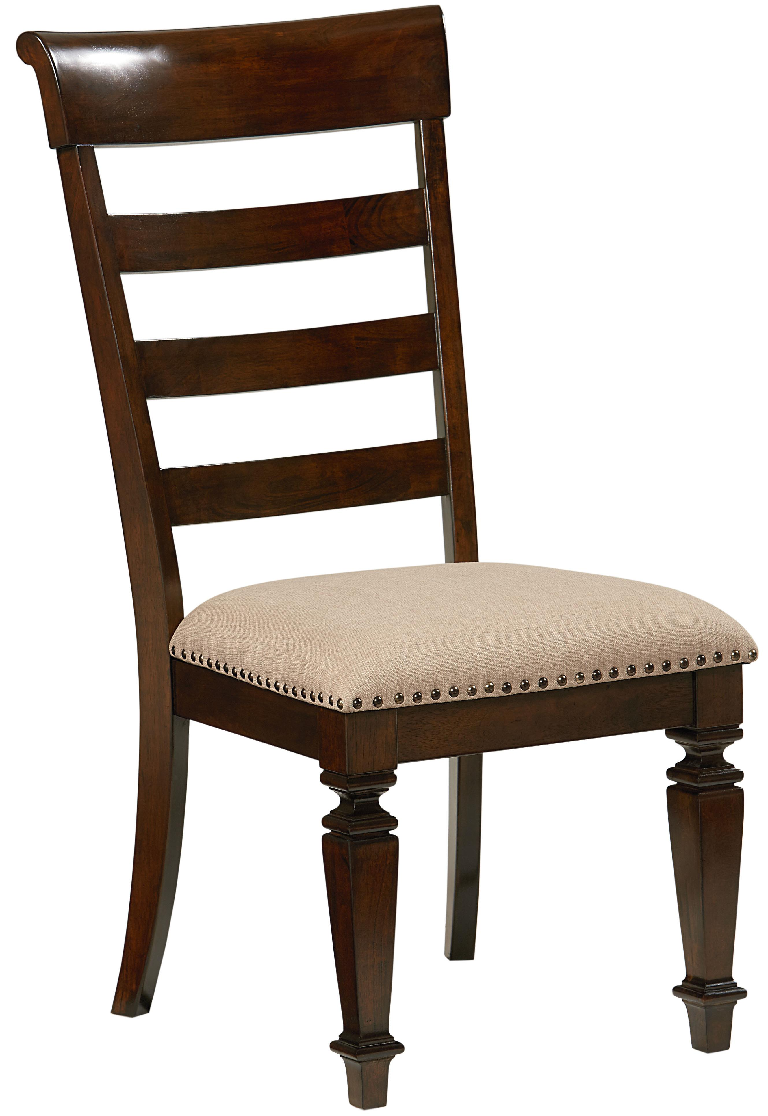 Standard Furniture Charleston Side Chair               - Item Number: 16724