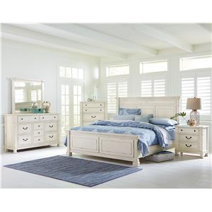 Standard Furniture Chesapeake Bay Queen Bedroom Group