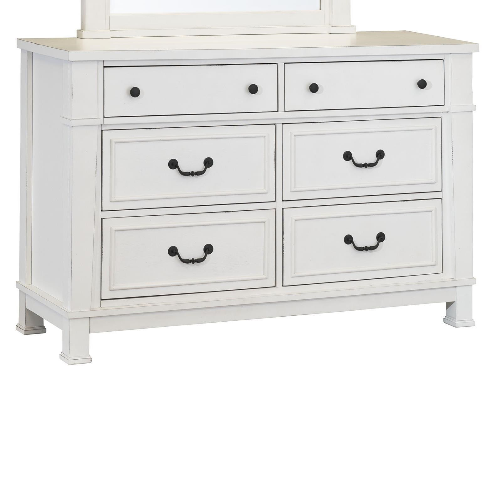 Dresser, Youth