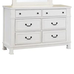 Standard Furniture Chesapeake Bay Dresser, Youth