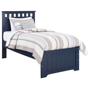 Standard Furniture Clarke Twin Panel Bed