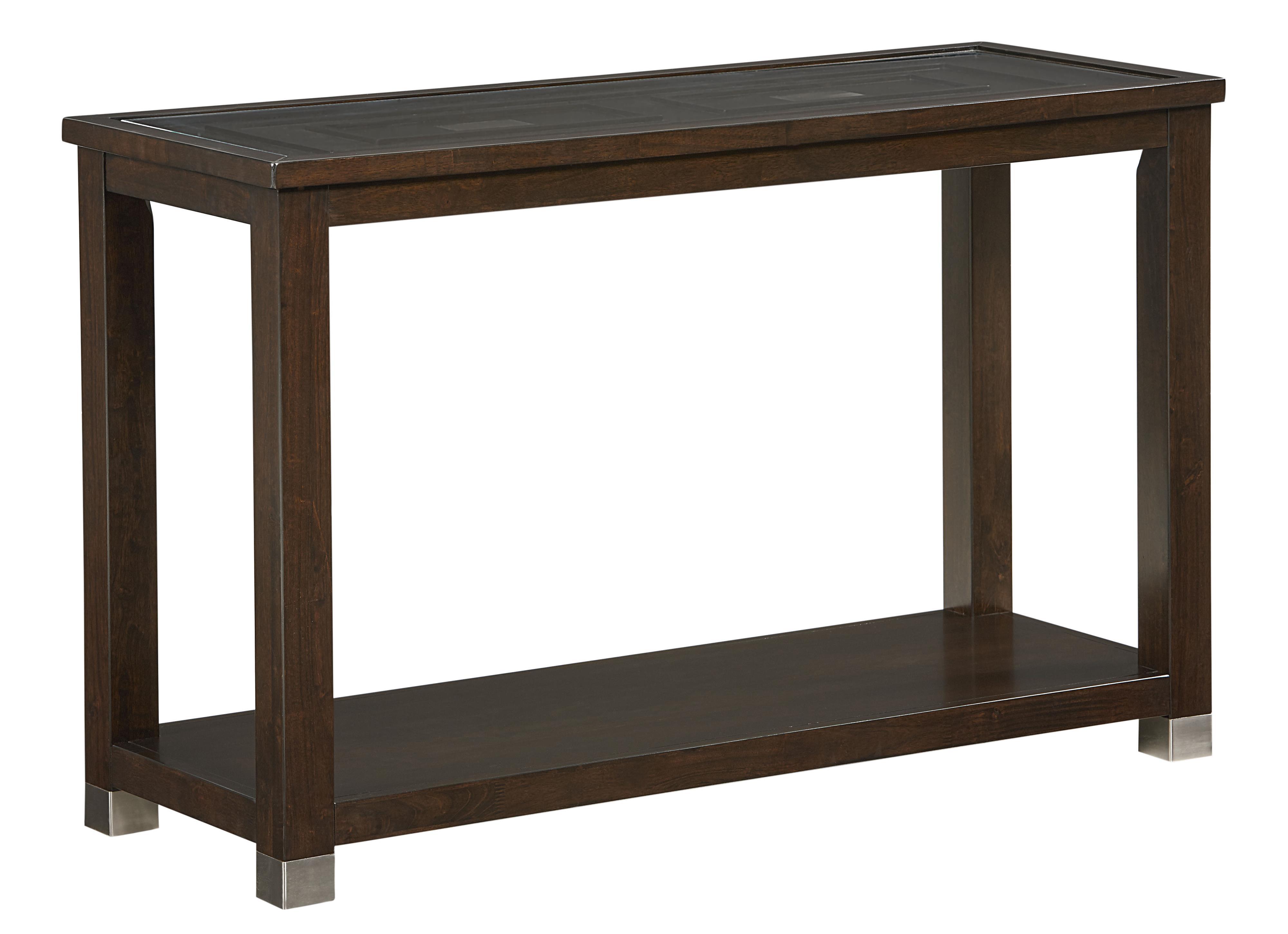 Standard Furniture Colton Sofa Table                             - Item Number: 29077