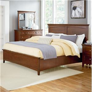 Standard Furniture Cooperstown Queen Panel Bed