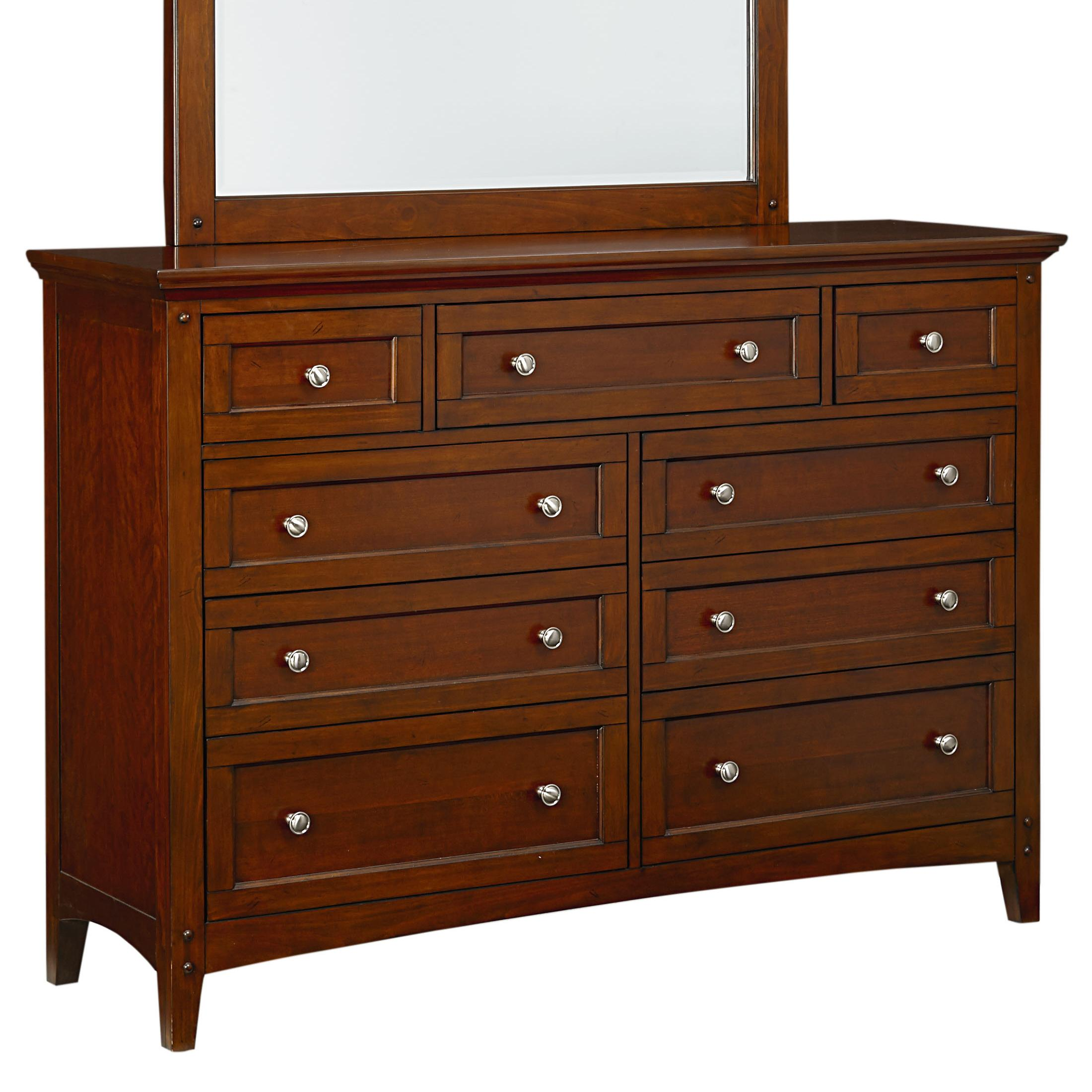Standard Furniture Cooperstown Dresser - Item Number: 93809