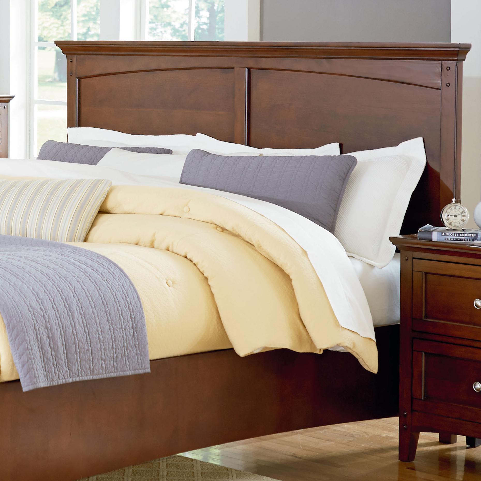 Standard Furniture Cooperstown King Panel Headboard - Item Number: 93811