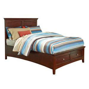 Standard Furniture Cooperstown Twin Storage Bed