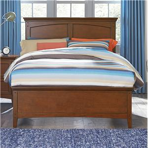 Standard Furniture Cooperstown Full Panel Bed