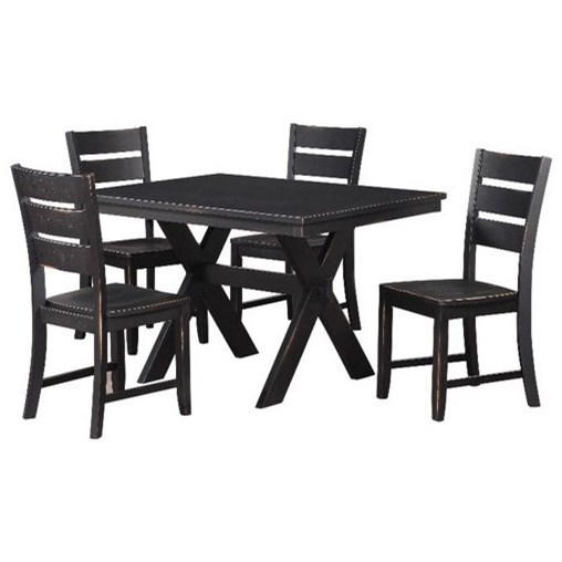 Standard Furniture Costa Table and Chair Set - Item Number: 11662