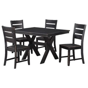 Standard Furniture Costa Table and Chair Set