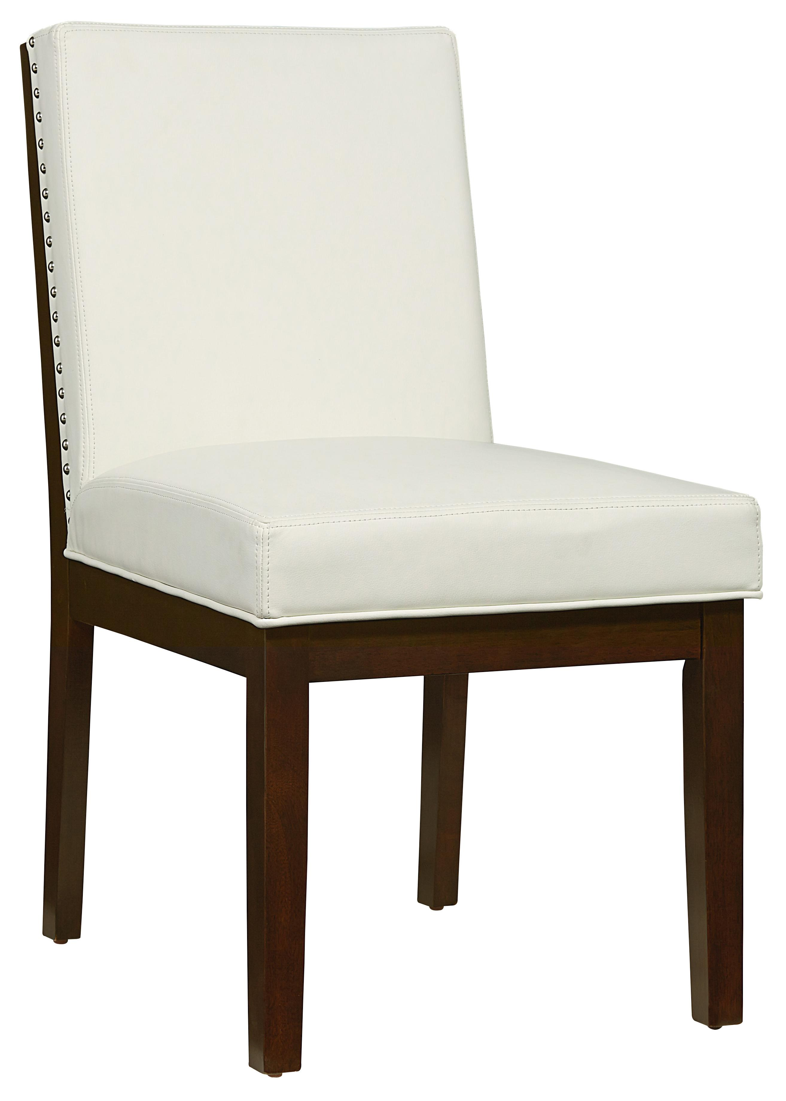 Standard Furniture Couture Elegance Upholstered Side Chair - Item Number: 10564