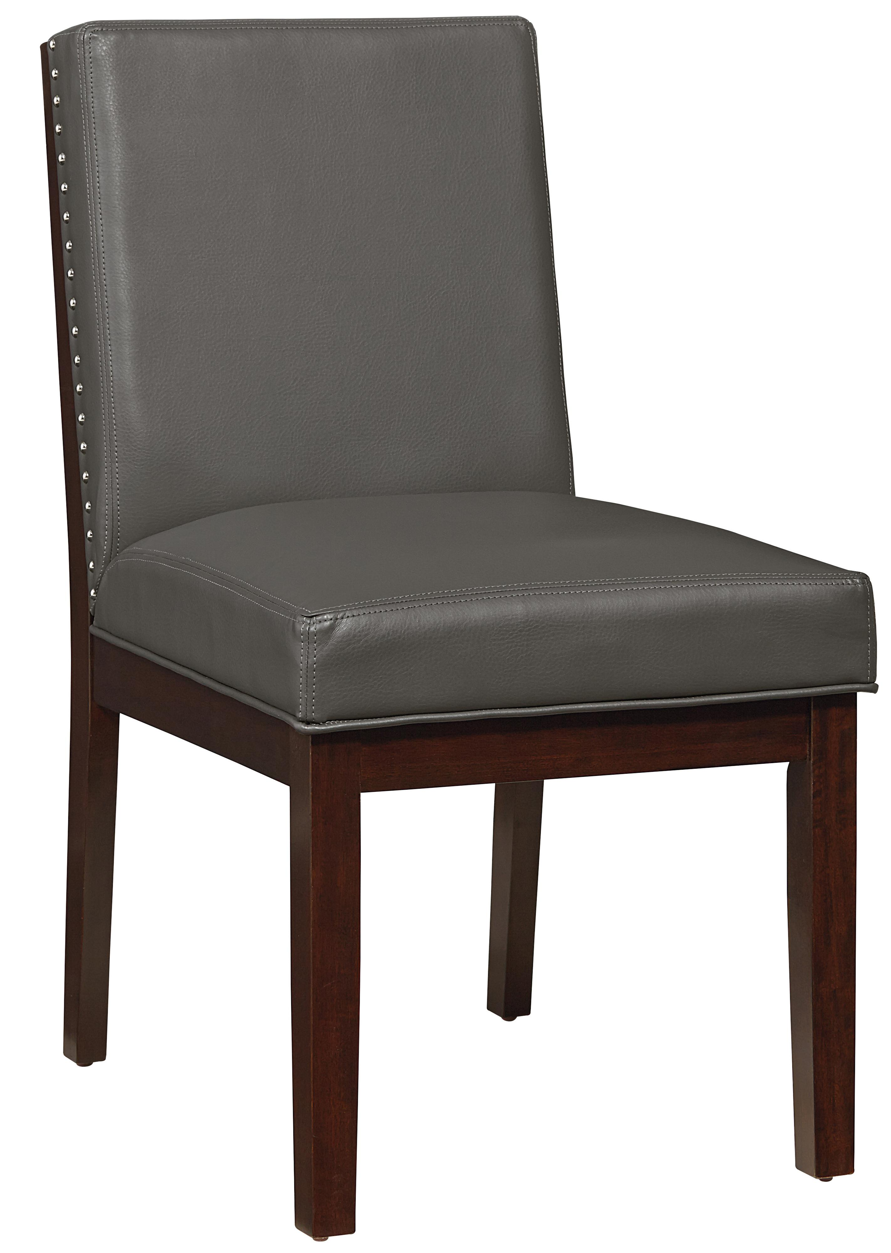 Standard Furniture Couture Elegance Upholstered Side Chair - Item Number: 10565