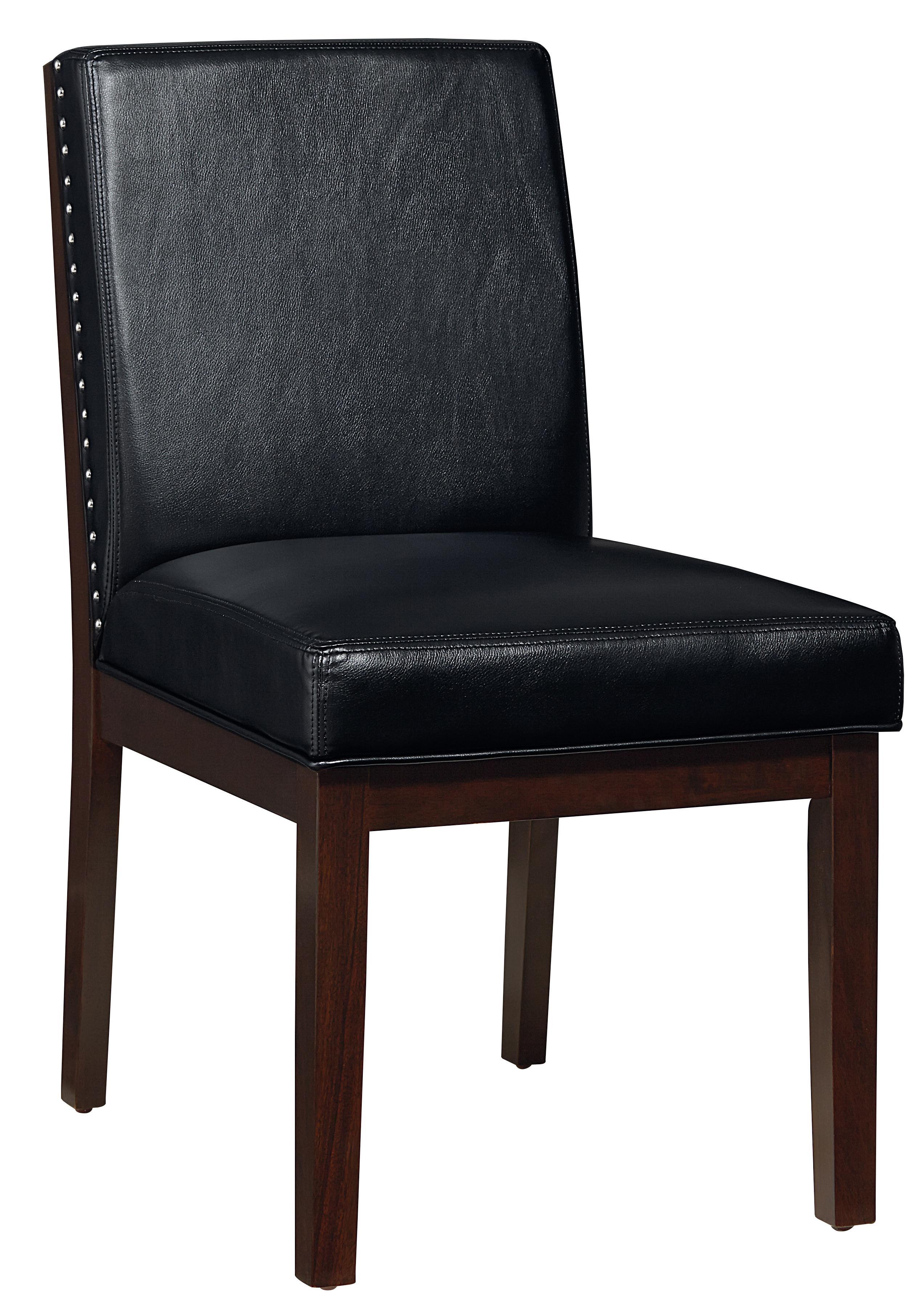 Standard Furniture Couture Elegance Upholstered Side Chair - Item Number: 10567