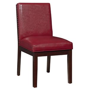 Standard Furniture Couture Elegance Upholstered Side Chair